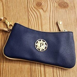 Blue Parazul Wallet